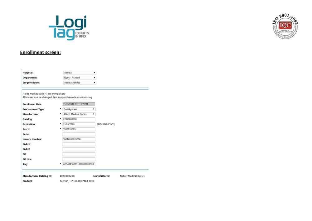 LogiPlatformScreenShots2 Page 7 - Cloud Server