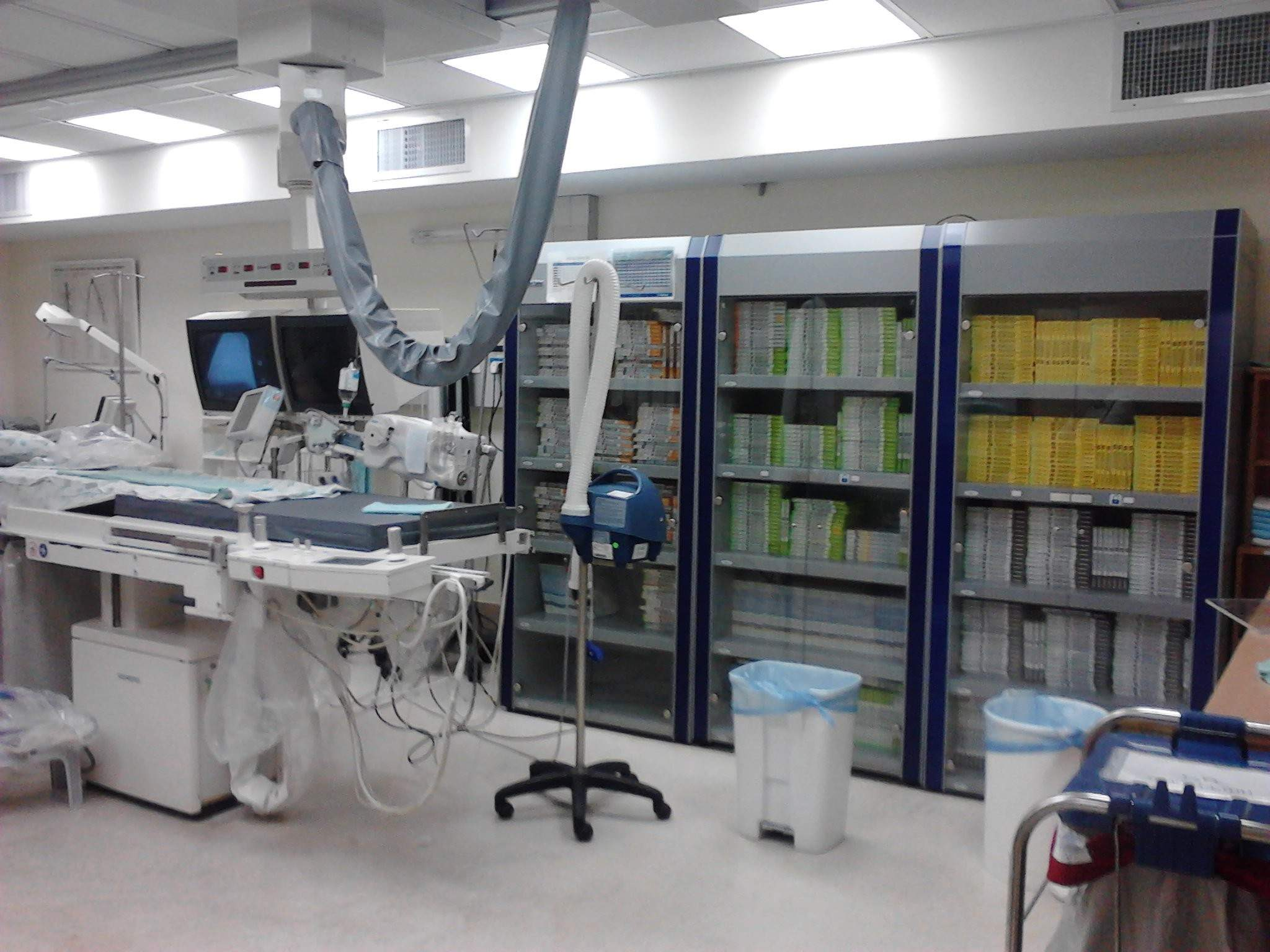 Laniado Hospital Logitag Systems Medical Rfid