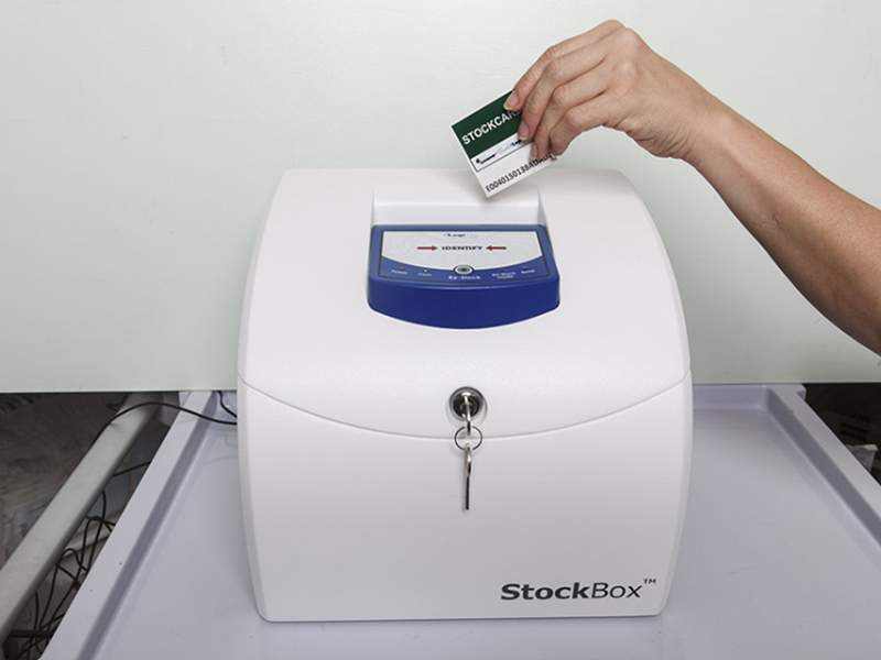 stockbox1 - Bnai Zion Medical Center Expands StockBox™ RFID Solution