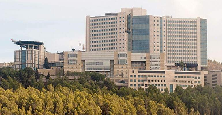 hadassah medical center - Hadassah Medical Center to deploy LogiTag SmartCabinet Technology