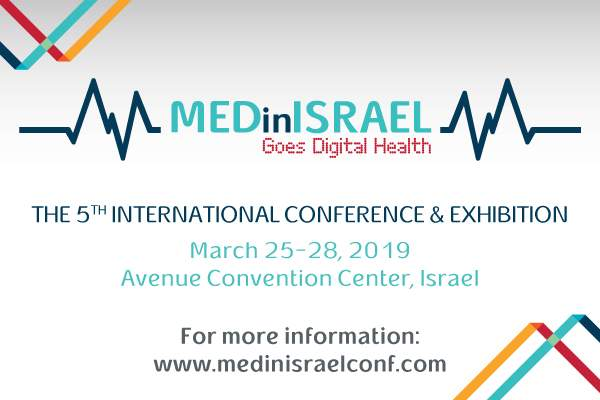 MEDinISRAEL Banner 3 - Join us at MedinIsrael as we unveil our revolutionary solution based on Image recognition for increasing Charge Capture