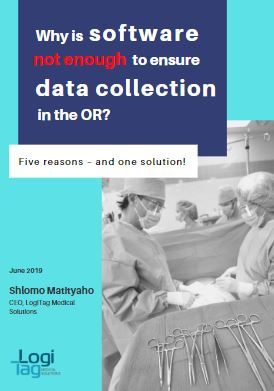 why software - Why is software not enough to ensure data collection in the OR?